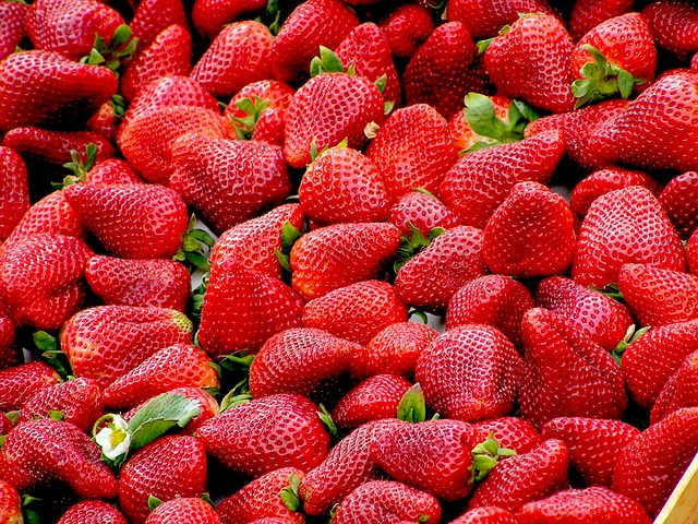 VM strawberries