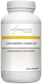 Lipotropic Complex Comprehensive Liver Support