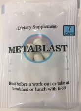 MetaBlast Dietary Supplement