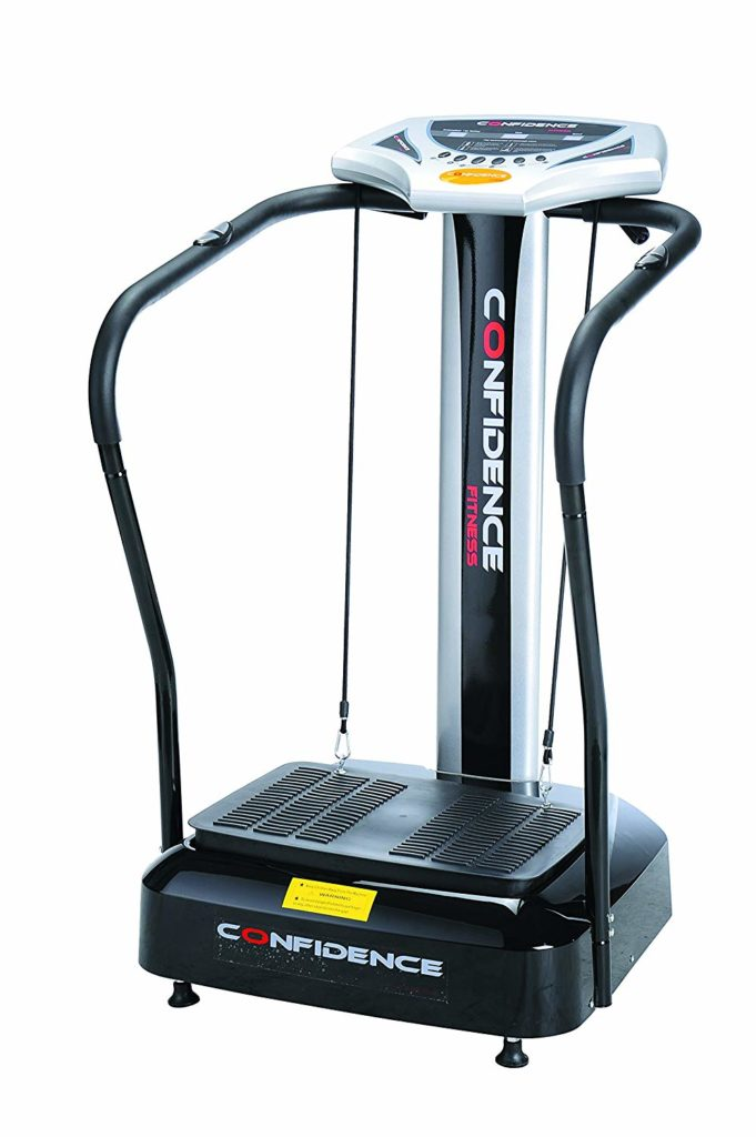 Vibration plate used after Strawberry Laser Lipo Treatment