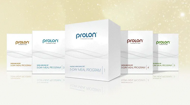 ProLon 5 day program boxes